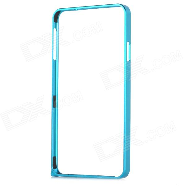 Aluminum Alloy Bumper Frame for Samsung Note 3 N9000 / N9002 / N9005 / N9006 / N9008 / N909 - Blue