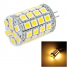 lexing LX-G4-05 G4 3~3.8W 300lm 3500K 49-5050 SMD LED Warm White Light lamp (DC 12~24V)