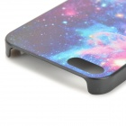 Starry Sky Pattern TPU Back Case for IPHONE 5 / 5S - Multicolored