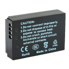 DSTE LP-E12 2300mAh Battery for Canon EOS M Camera + More - Black