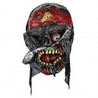 MJ003 Rubber Cloth Monster Style Face Mask