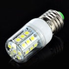 E27 3W 300lm 27 x LED Cold White Light lampe (AC 220 ~ 240V)