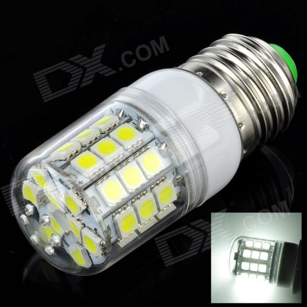 E27 6W 470lm 39-SMD 5050 LED Luz blanca Maize lámpara (220 ~ 240V)