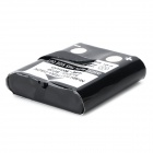 MAXUSS 4.8V 800mAh Ni-MH Rechargeable Battery for Motorola Interphone - Black + White