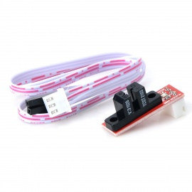 020806 Optical Endstop Light Control Limit Optical Switch for 3D Printer RAMPS 1.4 - Red
