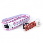 020806 Optical Endstop Light Control Limit Optical Switch pour imprimante 3D RAMPS 1.4 - Rouge