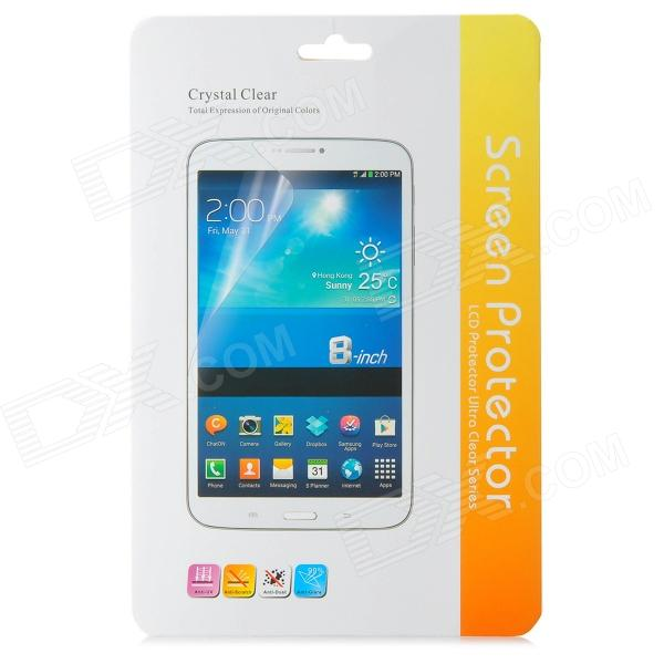Protective Matte Frosted Screen Protector for Samsung Galaxy Tab 3 Lite T110 - Transparent