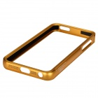 Zomgo Stylish Protective Aluminum Alloy Bumper Case for IPHONE 5 / 5S - Champagne Gold