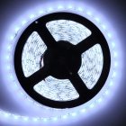 Waterproof 72W 3000lm 300-5050 SMD LED Bluish White Light Strip (5m)