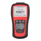 Autel MaxiDiag Elite MD701 All System Scanner Tool - Red + Black