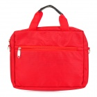 "Protective Nylon Tote Bag for 10.1"" Tablets - Red"