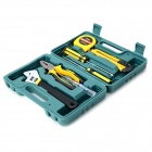 Conveniente ferramenta de Domicílios Kit Set - Green (8 PCS)