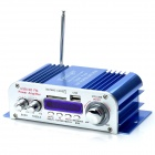 "Kentiger TZ-3006 1.8"" LED 40W Hi-Fi Stereo Amplifier MP3 Player w/ FM / SD/ USB for Car / Motorcycle"