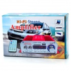 "Kentiger HY-306 1.8"" LED 40W Hi-Fi Stereo Amplifier MP3 Player w/ FM / SD/ USB for Car / Motorcycle"