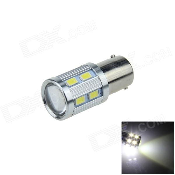 1156 / P21W / BA15S 11V 450lm 12-SMD 5630 LED + 1-LED White Car Backup / Direcção Light - (12 ~ 24V)