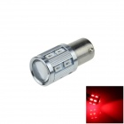 1156 / P21W / BA15S 11W 450lm 12 x SMD 5630 LED + 1-LED Red Car Backup / Steering Light - (12~24V)