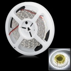 HML SSC 72W 6500lm 6500K 300-5050 SMD LED White Car Decorative Light Strip - White (12V / 5m)