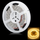 HML SSC 72W 6500lm 3300K 300-5050 SMD LED Warm White Car Decorative Light Strip - White (12V / 5m)