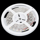 HML SSC 72W 6500lm 3300K 300-5050 SMD LED blanc chaud voiture décorative Light Strip - Blanc (12V / 5m)