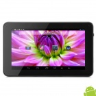 "YEAHPAD BUDDY7 7"" Android 4.2 Dual-Core Tablet PC w/ 512MB RAM / 4GB ROM - Black"