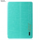 USAMS IM2MR03 Protective PU Leather + PC Case Cover Stand for RETINA IPAD MINI - Green