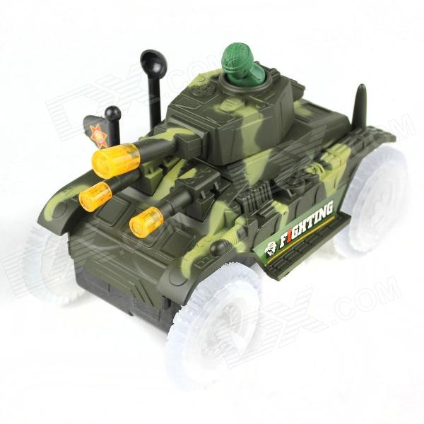 Rolling Armoured Combat Vehicles