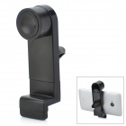 Hanging Car Air Vent Mount Holder for Cell Phone / Navigator - Black