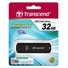 Transcend 32GB JetFlash 700 USB 3.0 Flash Drive svart
