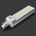 E27 10W 750LM 52-5050 SMD LED Cool White Light Bulb (AC 85~265V)