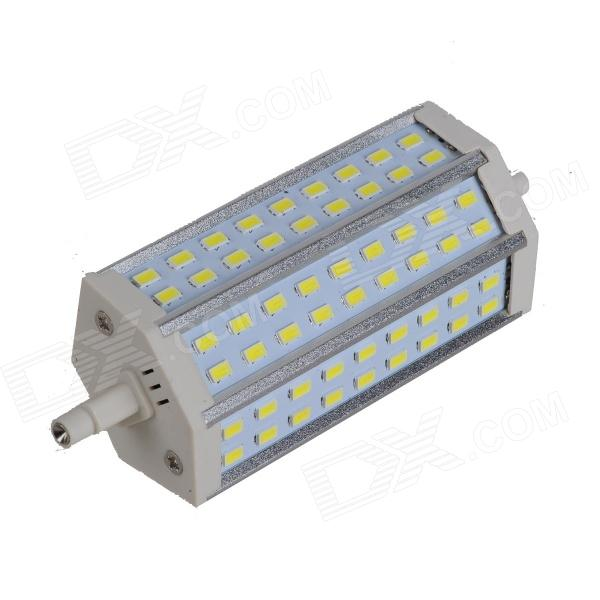 ZnDiy-BRY Z-108 R7S 15W 1200LM 6500K 54-SMD 5630 LED White Light Spotlight (AC 85~265V) r7s 15w 5050 smd led white light spotlight project lamp ac 85 265v