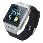 "IKWEAR IK8 1.54"" Touch Screen Dual Core Android 4.0 Smart Phone Watch w/ Camera / Wi-Fi (US Plug)"