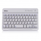 B.O.W 59-Key Bluetooth V3.0 Keyboard for iOS / Android / Windows Tablet PC / Smartphone - White