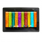 "ACSON A23 7"" Android 4.2 Dual Core Tablet PC w/ 512MB RAM, 4GB ROM, Dual Camera, TF - Black Grey"