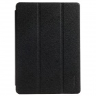 KALAIDENG Protective PU Leather Case Cover w/ Stand for Samsung Galaxy Note10.1 / P600 - Black