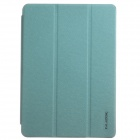 KALAIDENG Protective PU Leather Case Cover w/ Stand for Samsung Galaxy Note 10.1 / P600 - Blue