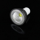 GU5.3 3W 240lm frio luz branca Dimmable COB LED Spotlight (220V)