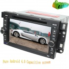 "LsqSTAR ST-704 7"" Android Screen Car DVD Player w/ GPS, FM, AM, SWC, AUX, Wi-Fi for Chevrolet Series"