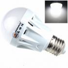 ZHISHUNJIA E27 5W 450LM 6500K 18-SMD 2835 LED  White Light Bulb - White (85~265V)