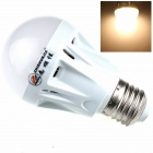 ZHISHUNJIA E27 5W 450lm 3500K 18 x SMD 2835 LED Warm White Light Bulb - White (85~265V)