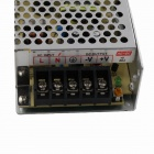 S-42W-12 AC 220V vers DC 12V 3 42W Switching Power Supply - gris + argent