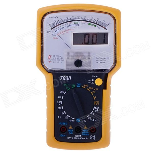 KT7030 Digital Dual Display Analogue Multimeter Tester  цены