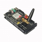 SIM900 Arduino Quadband GSM/GPRS Shield Wireless Extension Board Module+Mega 2560 R3 ATmega2560-16AU