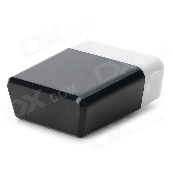 Low Power Fast Connection B14 Wi-Fi OBD2 Car Diagnostic Tool - Black
