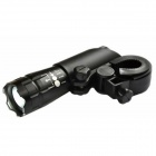 E-Smart LED 220lm 3-Mode Cold White Zooming Flashlight (3 x AAA)