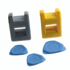 Magnetizer and Demagnetizer + 3 Mobile Phone Disassembling Plate Tool