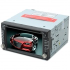 "Klyde KD-6205 6.2"" Touch Screen Android 4.0 2-DIN Car DVD Player w/ PIP, Wi-Fi, RDS, 8GB TF, GPS"
