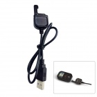 Fat Cat C-WC3 Professional Wi-Fi Remote Control Charging Cable for GoPro Hero 3+ / Hero 3 - Black