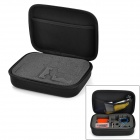 HGYBEST Protective EVA Camera Storage Bag for Gopro Hero 4/ 3+ / 3 / 2 - Black