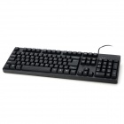 Motospeed K40 USB 2.0 Wired Gaming Keyboard - Preto