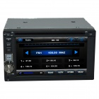 "LandNavi SL-5201GT 2-DIN 6.2"" Touch Screen Car DVD Player w/ GPS / AM / FM / TV for Nissan Livina"